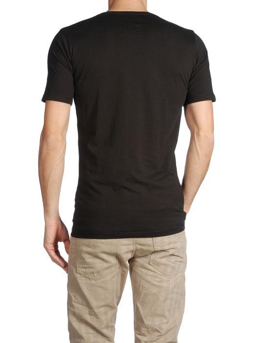 DIESEL T7-LETTER Short sleeves U r