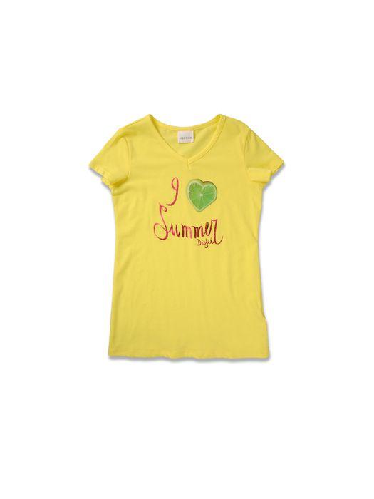 DIESEL TANUVA T-Shirt D f
