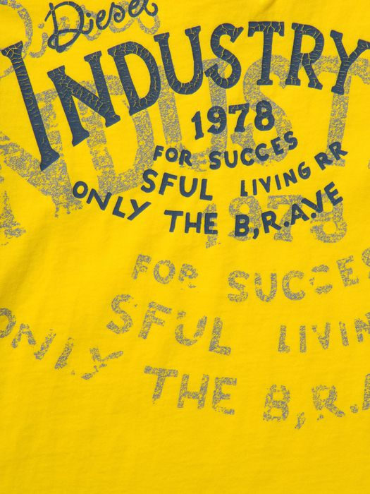 DIESEL TOPEY SLIM T-Shirt U d