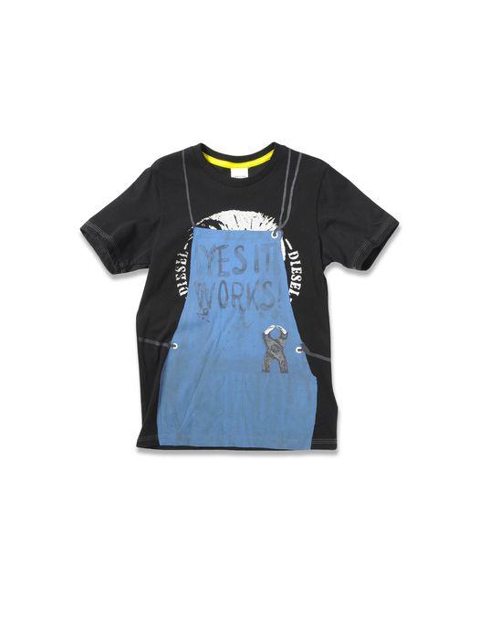 DIESEL TEFINY SLIM Short sleeves U f