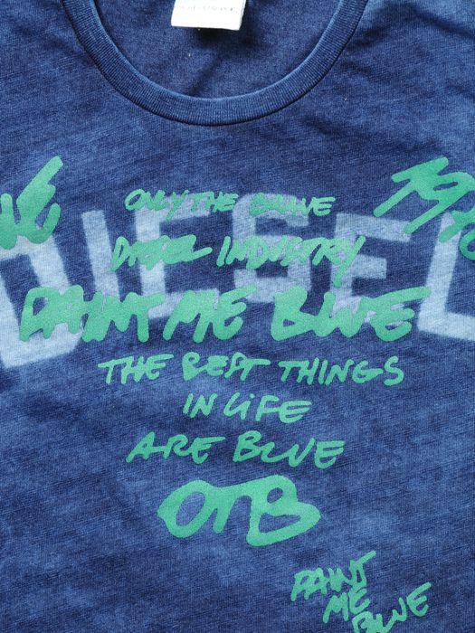 DIESEL TERIRY T-Shirt U d
