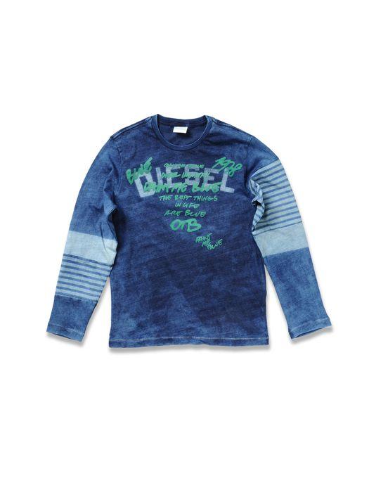DIESEL TERIRY T-Shirt U f