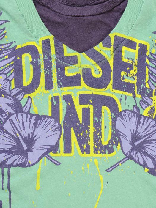 DIESEL TIKAFY T-Shirt U d