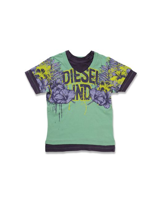 DIESEL TIKAFY Camiseta U f