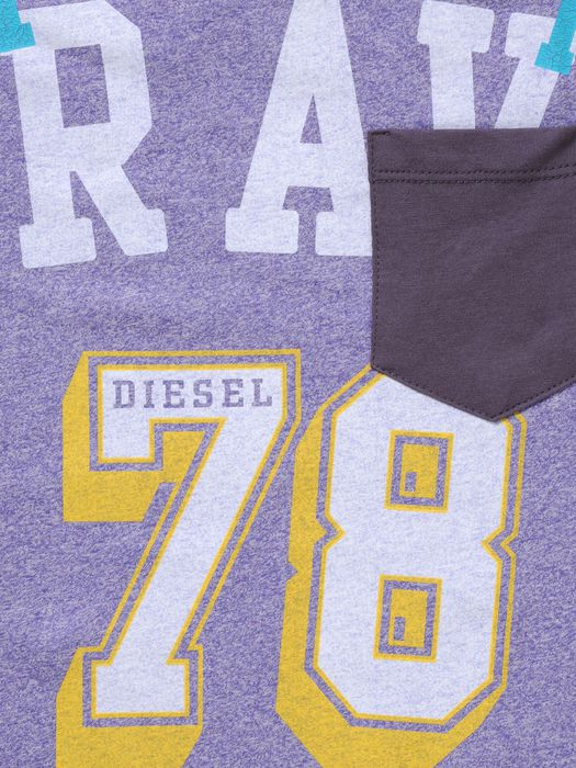 DIESEL TSAY SLIM Short sleeves U d