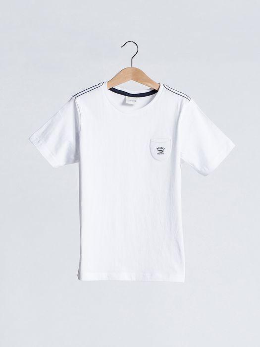 DIESEL TEZZAY SLIM T-shirt & Tops U f