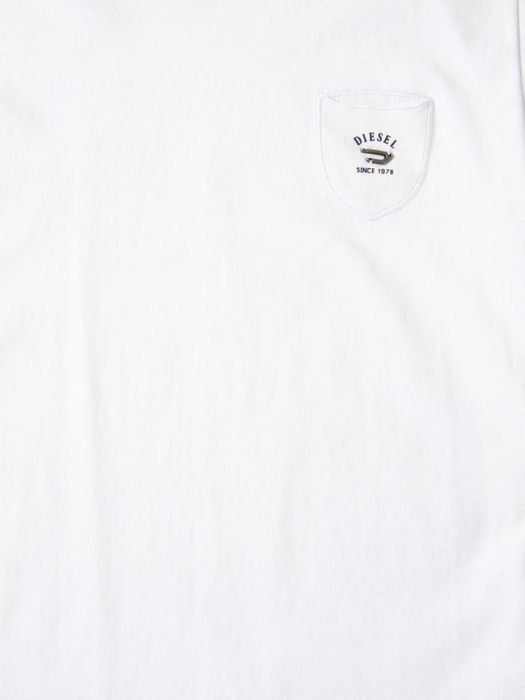 DIESEL TEZZAY SLIM T-shirt & Tops U d