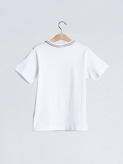DIESEL TEZZAY SLIM T-shirt & Haut U e