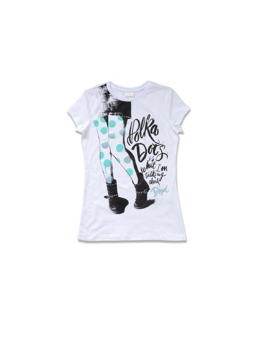 DIESEL TABIF-J T-Shirt D f