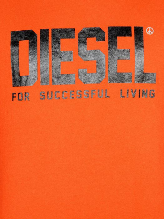DIESEL T-TLIFE-R Short sleeves U d