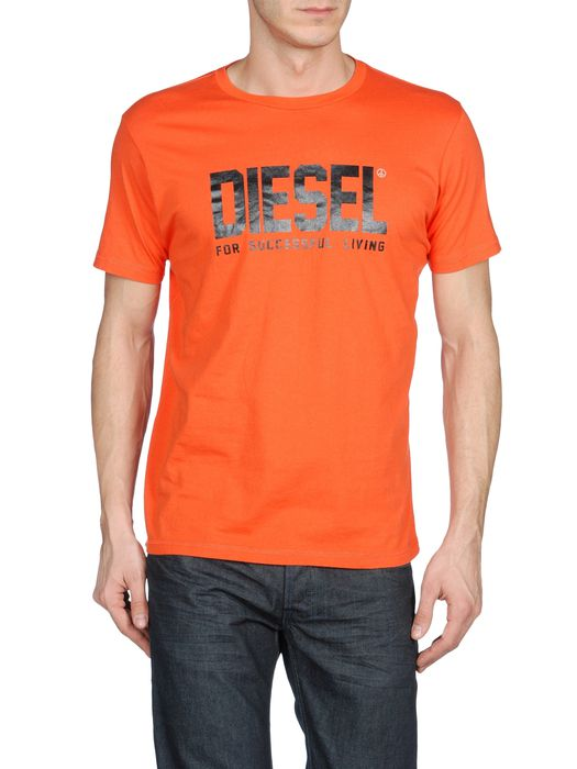 DIESEL T-TLIFE-R Short sleeves U e