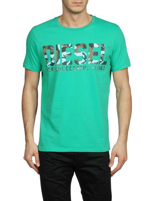 DIESEL T-DARR-R Short sleeves U e