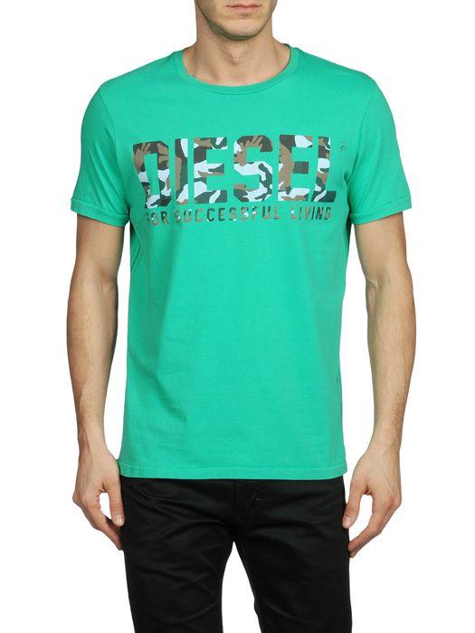 DIESEL T-DARR-R Short sleeves U f