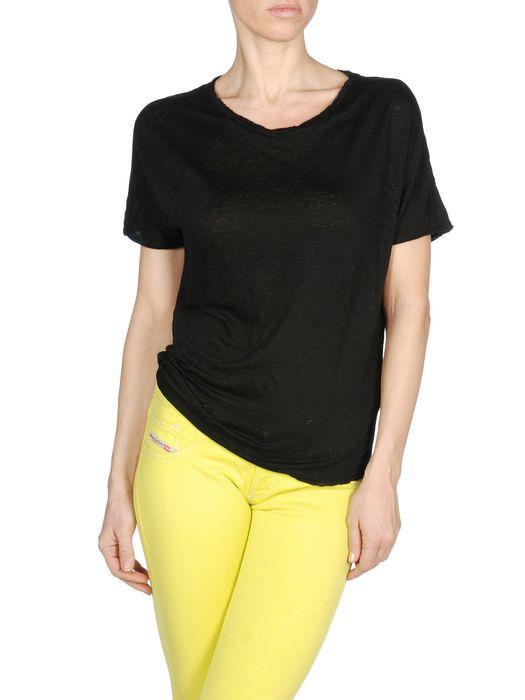 DIESEL T-MONIKE Short sleeves D f