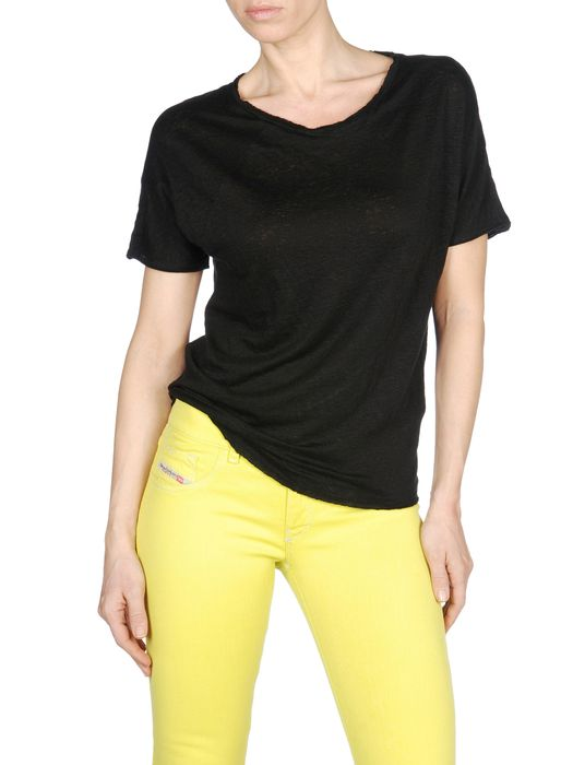 DIESEL T-MONIKE Short sleeves D e