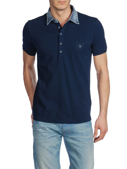 DIESEL T-WHISKY-RS Polo U f