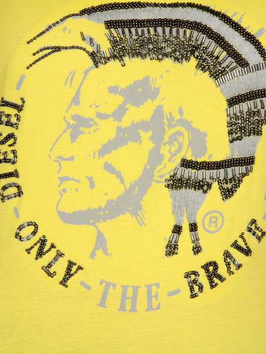 DIESEL T-TWINH-G T-Shirt D d
