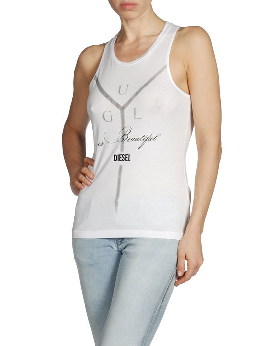 DIESEL T-TWINH-E T-Shirt D f