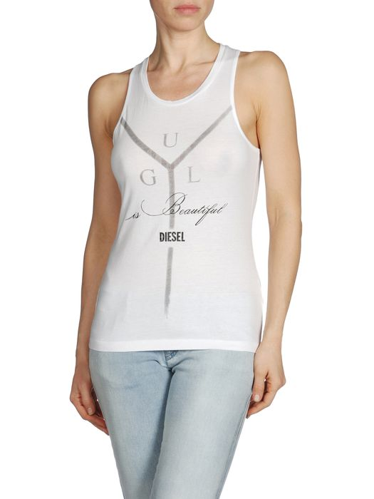 DIESEL T-TWINH-E T-Shirt D e