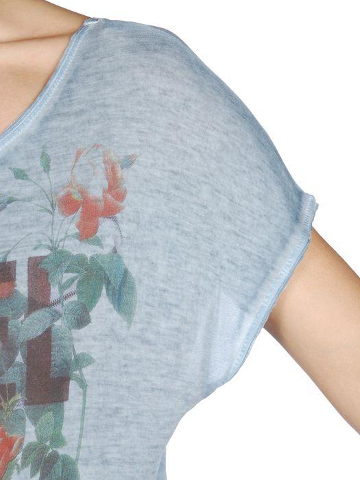 DIESEL T-LIVY-E Short sleeves D d