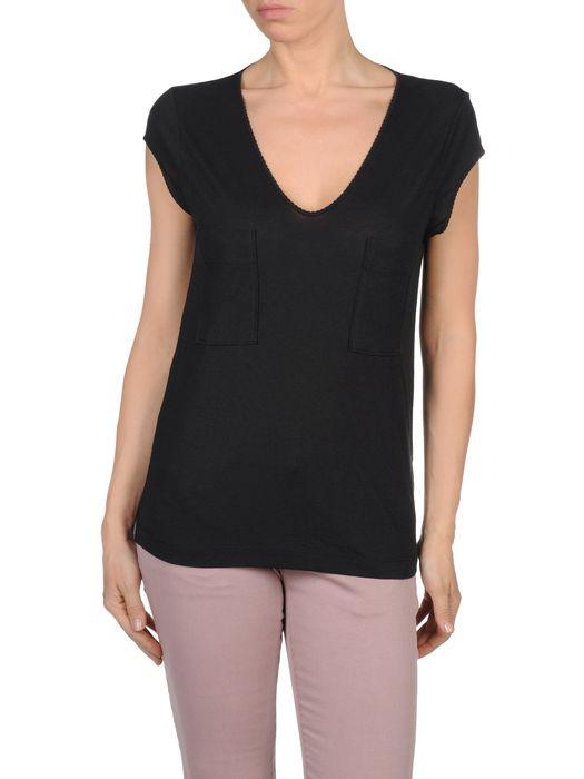 DIESEL T-REBUTIA-E Short sleeves D e