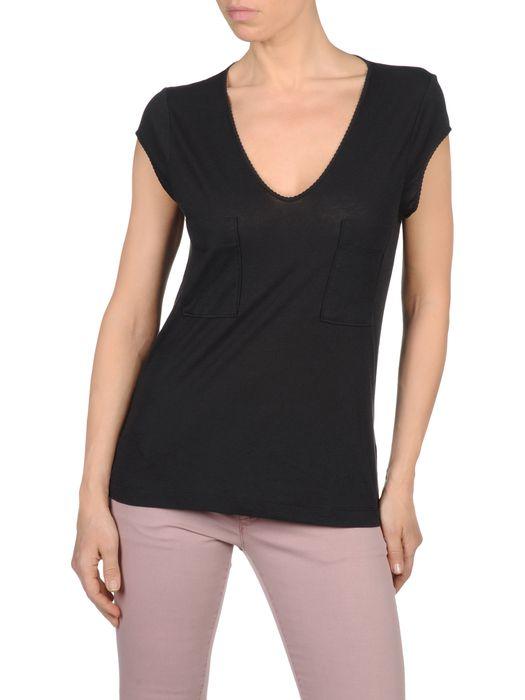 DIESEL T-REBUTIA-E Short sleeves D f