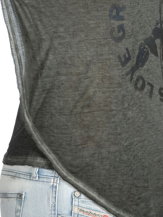 DIESEL T-DAPHNE Short sleeves D d
