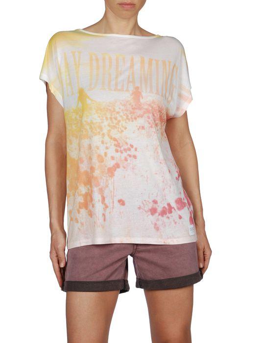 DIESEL T-LIVY-D Short sleeves D f