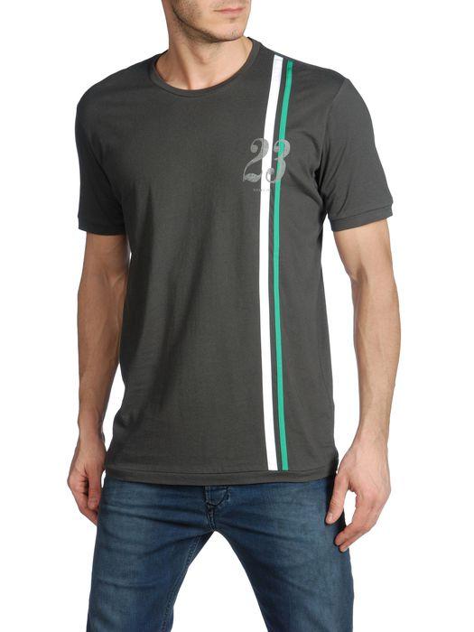 DIESEL T-SLUNCE Short sleeves U f