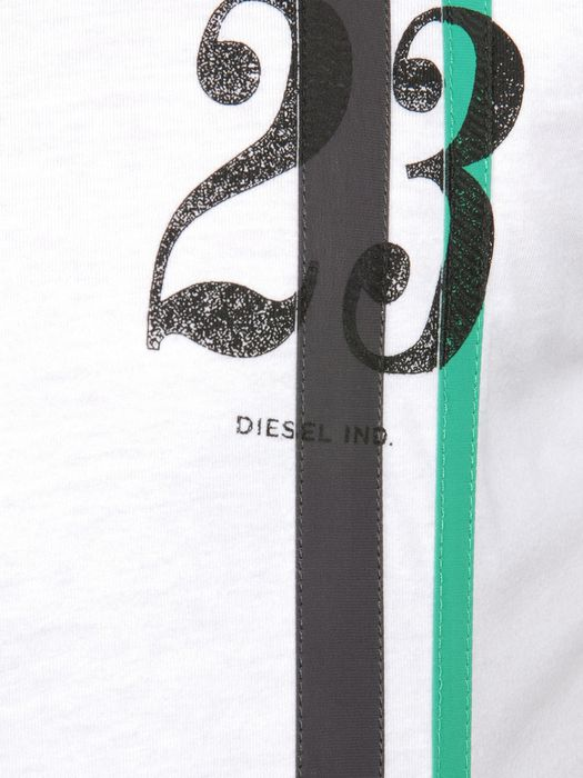 DIESEL T-SLUNCE Short sleeves U d