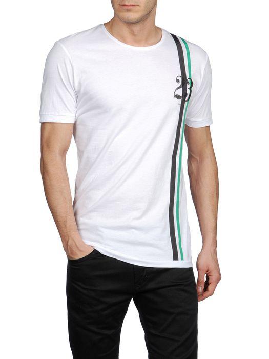 DIESEL T-SLUNCE Short sleeves U e