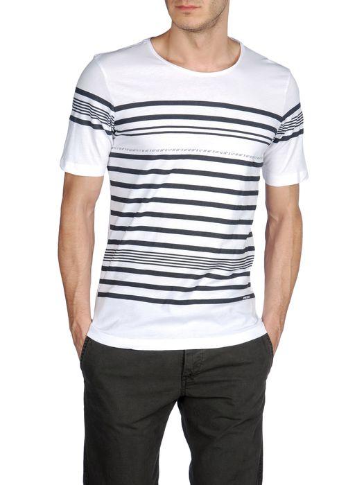 DIESEL T-ORLYR T-Shirt U f