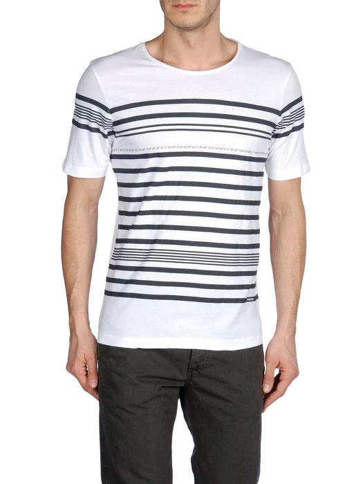 DIESEL T-ORLYR T-Shirt U e