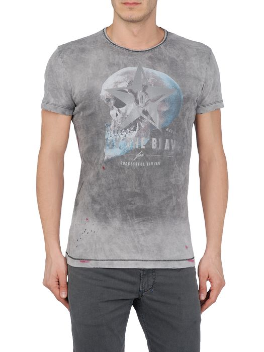 DIESEL T-VERTIGO-RS Short sleeves U e