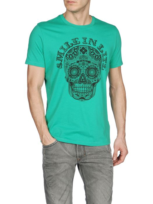 DIESEL T-HISS-R Short sleeves U f
