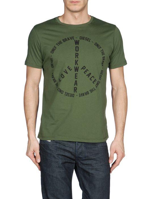 DIESEL T-FRITZ-R Short sleeves U e