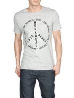 DIESEL T-FRITZ-R Short sleeves U f