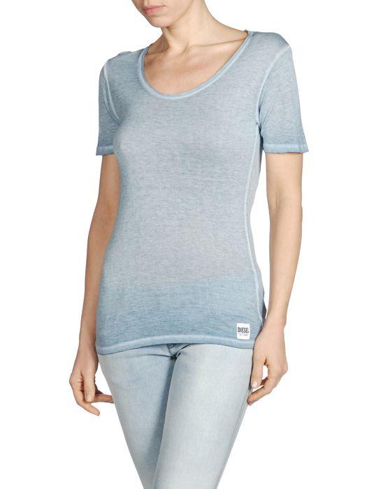 DIESEL T-MANGA-R Short sleeves D e