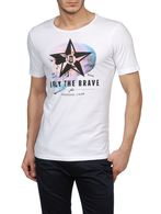 DIESEL T-STARSKULL-RS Short sleeves U f