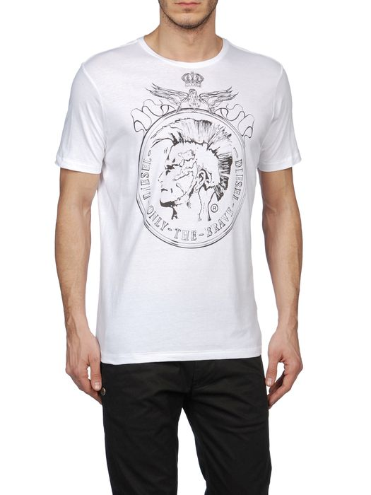 DIESEL T-COIN-R Short sleeves U e