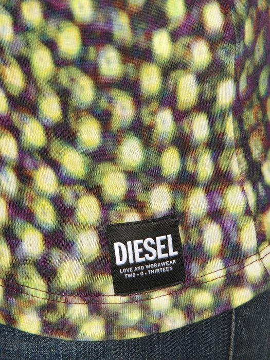 DIESEL T-CRASSULA-L Camiseta D d