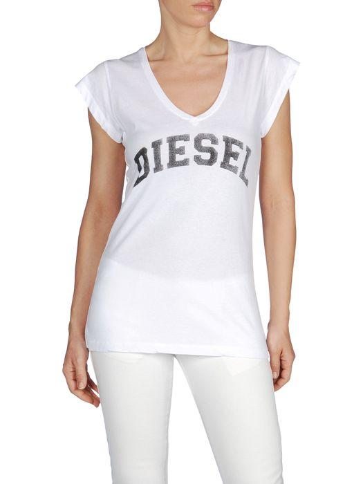 DIESEL T-PORTULA-Z Short sleeves D f