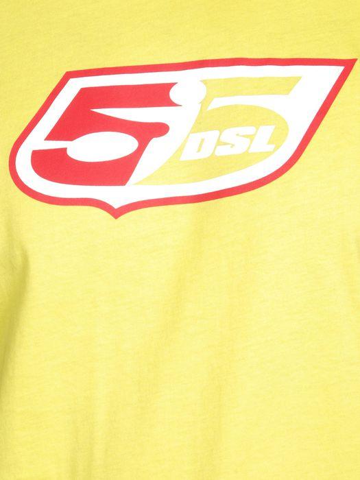 55DSL LOGOCLASSIC Short sleeves U d