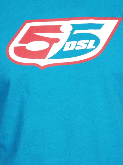 55DSL LOGOCLASSIC Short sleeves U d