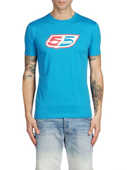55DSL LOGOCLASSIC Short sleeves U e