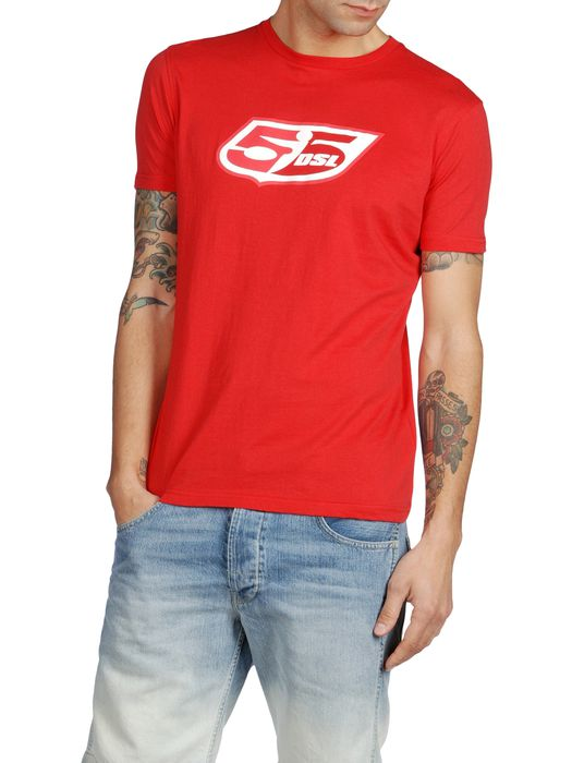 55DSL LOGOCLASSIC Short sleeves U f