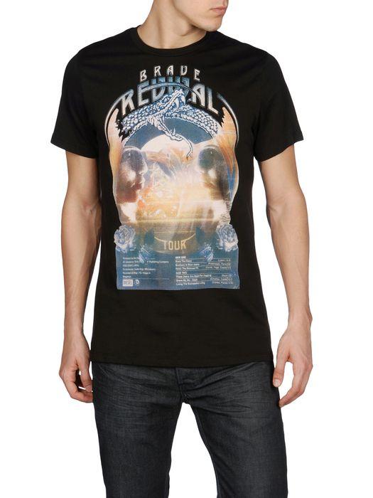 DIESEL T8-CIRCSNAKE-M Short sleeves U f