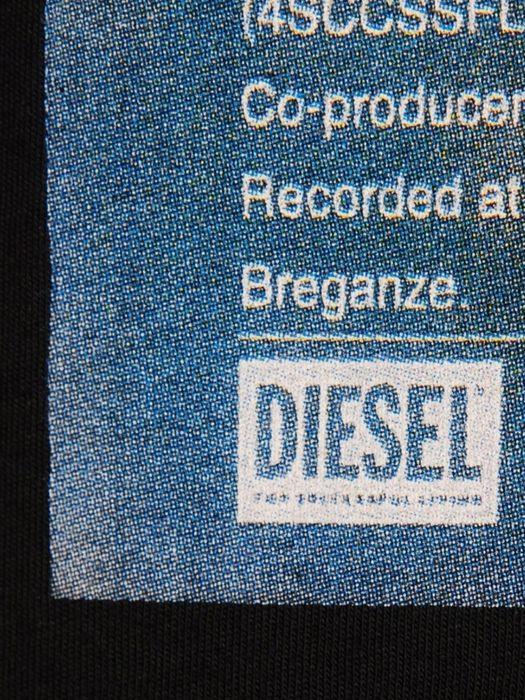 DIESEL T8-CIRCSNAKE-M Short sleeves U d