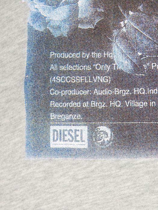 DIESEL T8-CIRCSNAKE-F Kurze Ärmel D d
