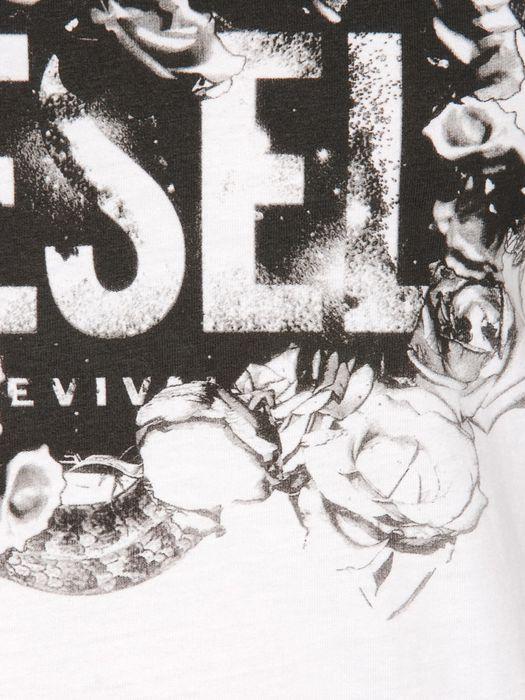 DIESEL T8-DIESEL-M Manches courtes U d